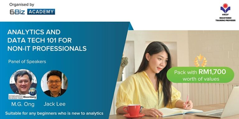 Analytics and Data Technologies 101 for Non-IT